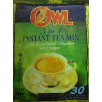 Owl 3 in 1 Intant Tea Mix, 30 Pkg/bag