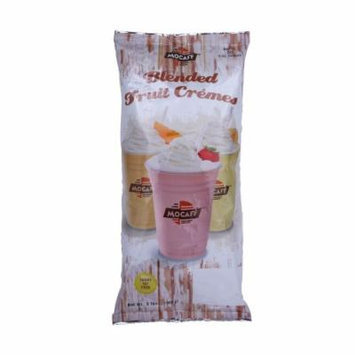 MOCAFE Blended Fruit Cremes, Strawberry, 3-Pound Bag