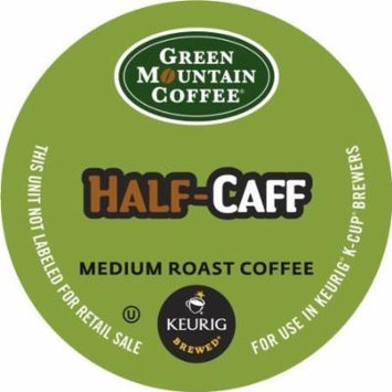 Green Mountain Coffee, Half-Caff Coffee K-Cups for Keurig Brewers, 24 Count