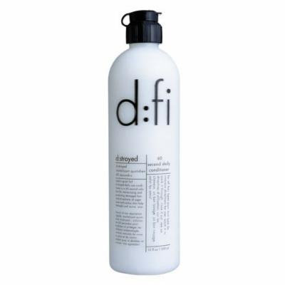 American Crew DFI Dstroyed 60 Second Daily Conditioner for Unisex, 12 Ounce