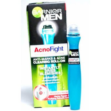 Ganier Men Acno Fight Roll Instantly Dries Blemishes and Reduce Redness