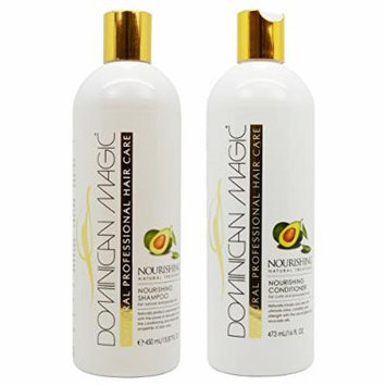 Dominican Magic Nourishing Shampoo & Conditioner Duo