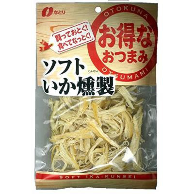 Natori deals and snacks soft squid smoked 142g