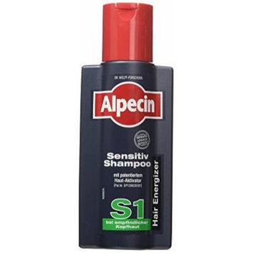 Alpecin S1 Extra Sensitive Hair Energizer Shampoo with Caffeine 8.45fl. oz (250ml)