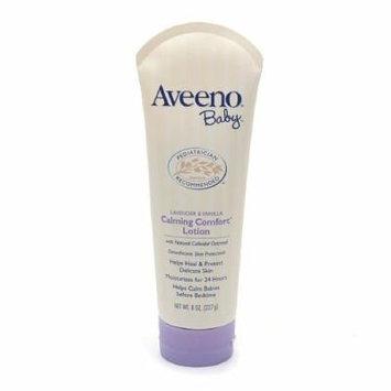 Aveeno Baby Calming Comfort Lotion, Lavender & Vanilla 8 oz (227 g)