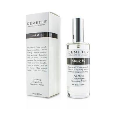 Demeter Musk #7 Cologne Spray 120ml/4oz