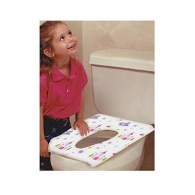 Neat Solutions Disney Princess Potty Topper, 20 Count