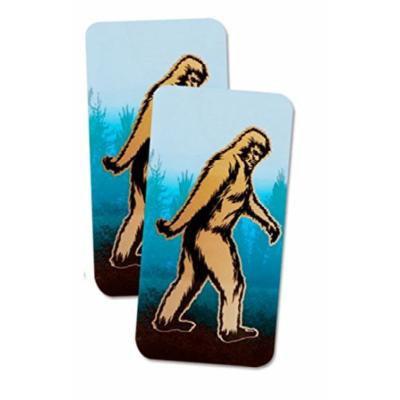 Extra Large Adhesive Bigfoot Bandages 10 Pack w/ FREE Prize