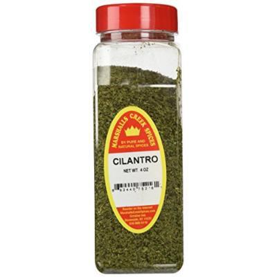 Marshalls Creek Spices X-Large Size Cilantro Spices, 4 Ounces