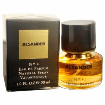 JIL SANDER #4 By Jil Sander For Women EAU DE PARFUM SPRAY 1 OZ
