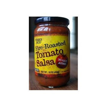 Trader Joe's Fire-Roasted Tomato Salsa