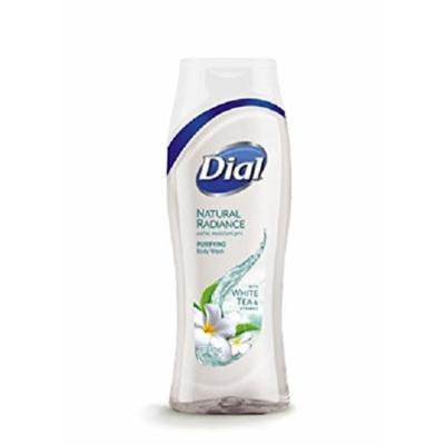 Dial® Natural Radiance Purifying Body Wash with White Tea