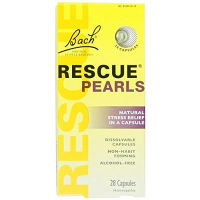 Bach Rescue Pearls 28 Count Pack of 5