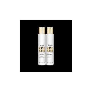 Dikson Keratin Action Kertain Shampoo and Keratin Cream Conditioner 8.45 Oz Each Duo Set