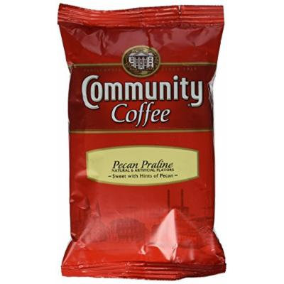 Community Coffee Pre-Measured Packs Pecan Praline, 20 Count