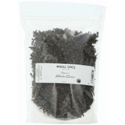 Whole Spice Cloves Whole, Organic, 1 Pound