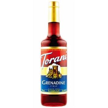 Torani Grenadine Syrup, 750 ml Bottle