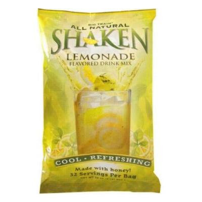 Big Train All Natural Shaken Lemonade, 32-Ounce