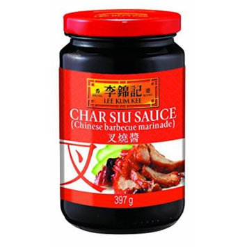 Lee Kum Kee Char Siu Chinese Barbecue Sauce, 14-Ounce Jars (Pack of 3)