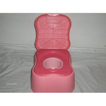 Safety 1st 1-2-3 Teach Me chart Potty Trainer seat and Step Stool