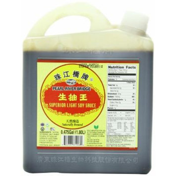 Pearl River Bridge Superior Soy Sauce, Light, 60 Ounce