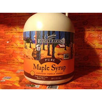 Maple Syrup Grade A Dark Color Robust Taste/Formerly Grade B Coombs 64 Oz Jug Half Gallon