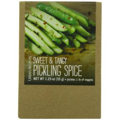 Urban Accents Pickling Spice, Sweet and Tangy, 1.25 Ounce