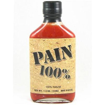Pain 100% Hot Sauce (Pack of 3)