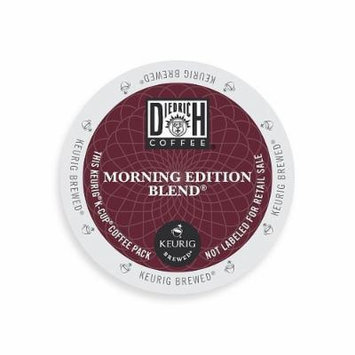 Diedrich Coffee K-Cup for Keurig Brewers, Medium Roast, Morning Edition Blend, K-Cup packs, 48-Count