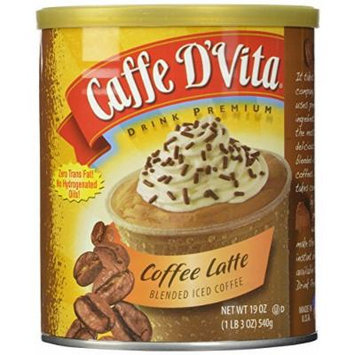 CAFFE D'VITA SINGLE CANS (COFFEE ICED COFFEE)