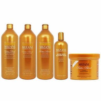 Mizani Butter Blend Butter Blend HG Relaxer System II