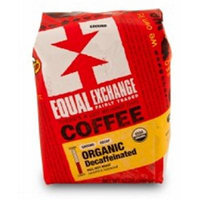 Equal Exchange Organic Coffee, Decaf, Drip, 12 Ounces