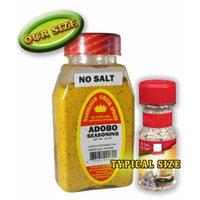 Marshalls Creek Spices No Salt Seasoning, Adobo, 11 Ounce