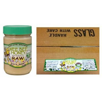 WEE BEE HONEY RAW NTRL, 32 OZ