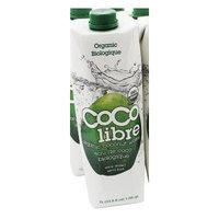 Coco Libre - Pure Organic Coconut Water - 1 Liter