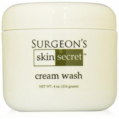 Surgeon's Skin Secret Cream Wash, 4 Ounce