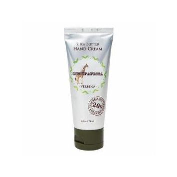 Out Of Africa Hand Cream, Verbena 2.5 oz