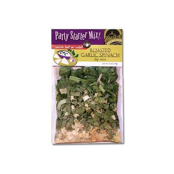 Frontier Soups Roasted Garlic Spinach Dip Mix (Set of 2)