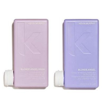 Kevin Murphy Blonde Angel Wash And Rinse Duo 8.4 oz