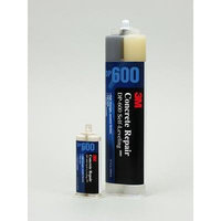 3M DP600 Concrete Repair Sealant, Gray 50mL Syringe