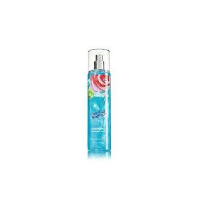 Bath Anad Body Works Maui Hibiscus Beach Diamond Shimmer Mist