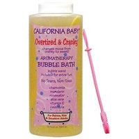 California Baby - Bubble Bath - Overtired and Cranky