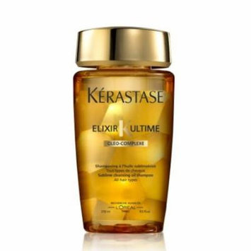 Kerastase Elixir Ultime Cleansing Oil Shampoo 80ml / 2.71oz. (Travel Size)