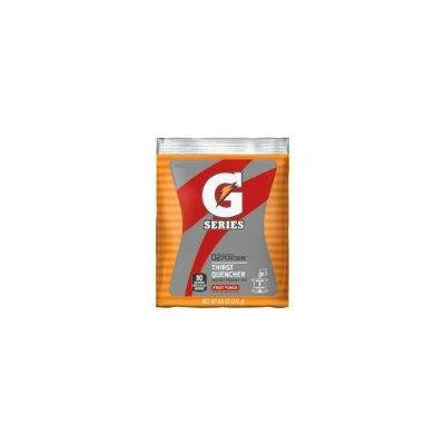 Gatorade Instant Powder - 6gal Fruit Punch Powder Drink Mix 51oz Pkg