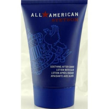 Stetson All American Soothing After Shave Lotion for Men 2.5oz