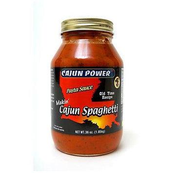 Cajun Power Cajun Spaghetti Sauce 32oz