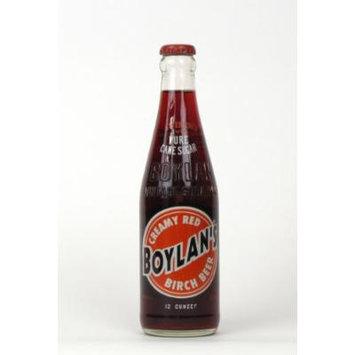 Soda National Boylans Birch Beer - Creamy Red (12 Packs)