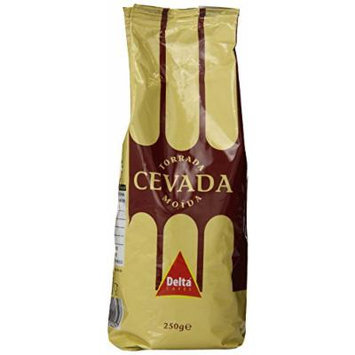 Delta Roasted Ground Barley Coffee Substitute Orzo Cevada Caffeine Free 250g