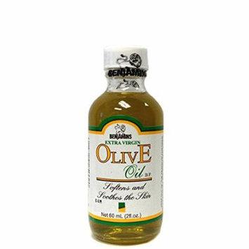 Benjamins Extra Virgin Olive Oil 2oz (60 ml)