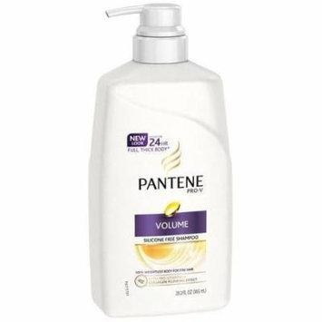 Pantene Pro-V Volume Silicone Free Shampoo, 29.2 fl oz